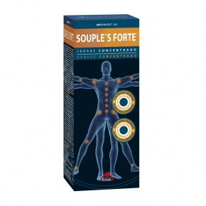 Intersa Souple`s Forte 500 ml confort articular y flexibilidad